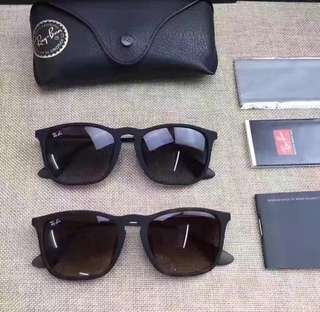 Ray Ban 太陽眼鏡 Chris rb4187 brand new full packages original rayban