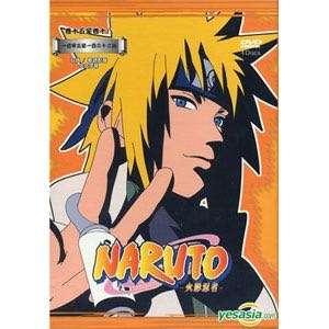 Naruto 卷15至18 , 105至132話 DVD