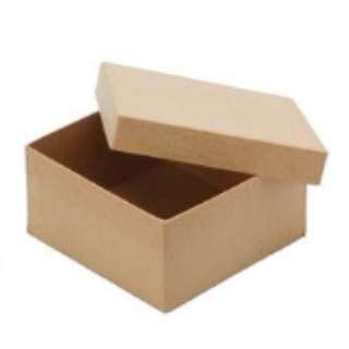 Brown Cardboard Box Packaging