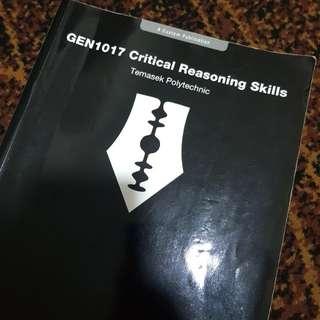 Critical Reasoning Skills textbook TP