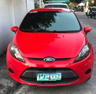 2011 Ford Fiesta AT Hatchback Negotiable
