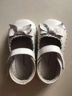 Pediped White Shoes (6-12mo)