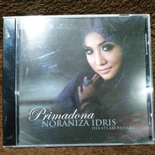 Noraniza Idris - Primadona *Rare CD Single