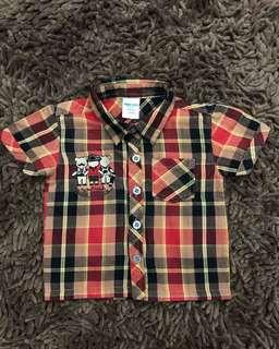 Baby kiko Boy's Shirt