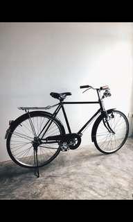 Vintage Flying Pigeon Bicycle
