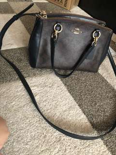 Coach crossbody small purse