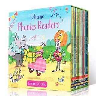 Phonics Readers ~ USBORNE