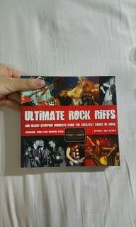 Ultimate rock riffs best of rock