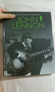 Biography John Lennon