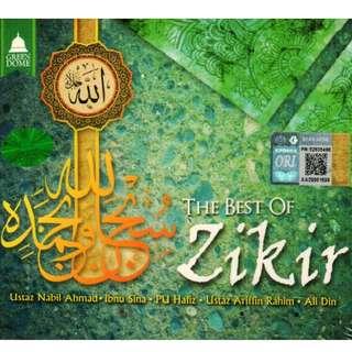 The Best Of Zikir CD