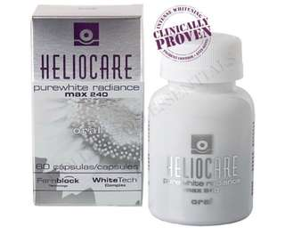 Heliocare Purewhite Radiance MAX (Whitening and Brightening Supplement)