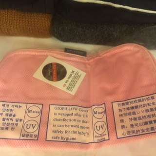 Gio透氣枕頭套