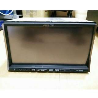 Alpine IVA-W520E DVD Player Double Din