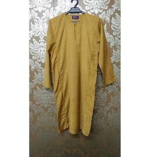 Baju Kurung Tradisional- Luxor Gold