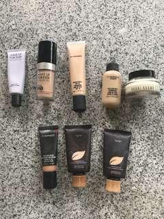 Makeup base / foundation Make up For Ever ( MUFE) Mac Tarte