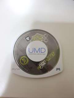 [PSP UMD] Need For Speed Prostreet
