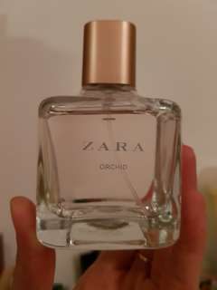 Zara Orchid - 95% used