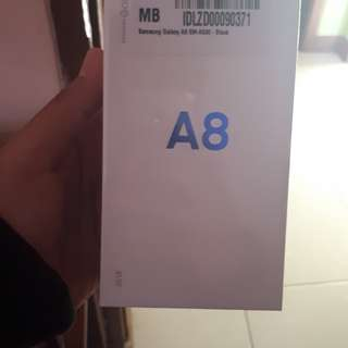 Samsung galaxy A8 2018 Sein New BNIB