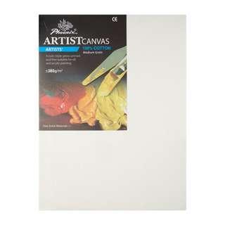 """Bundle Sale: 3 Phoenix Artist Canvases 12"""" × 16""""x1.5"""""""