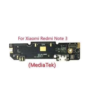 Redmi note 3 (MTK) USB Charging Port Flex