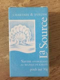 161. La Source Moisturizing Soap with Shea Butter