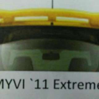 Myvi Extreme Spoiler With Painting