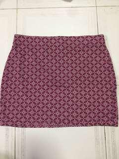 U tube skirt