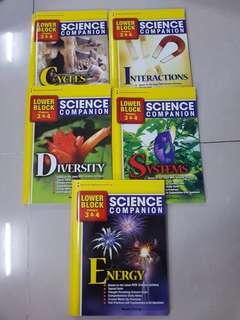 Science Companion (Lower Block)