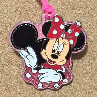 全新 迪士尼 米妮 徽章