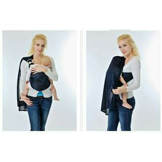 Breatheble Ring Sling Baby Carrier