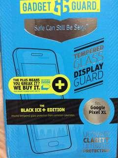 Google Pixel XL Gadget Guard Black Ice+ Screen Protector