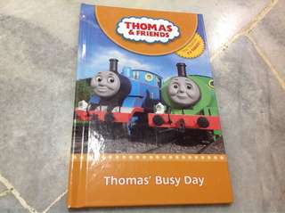 Thomas's Busy Day (hardcover)