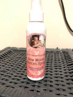 Earth Mama Bottom Spray
