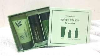 [NEW] Innisfree Green Tea Kit