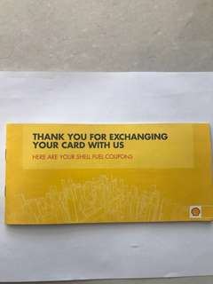 Petrol voucher —- Attn: All Grab and Uber Drivers - Attractive shell voucher booklet for sales (May 2018 to Jan 2019)
