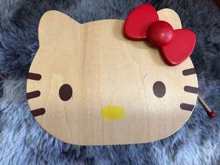 Hello Kitty Wooden Xylophone
