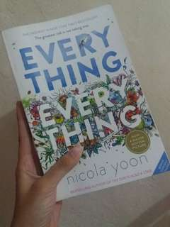 "Buku ""Everything Everything"" #AFBakrie"