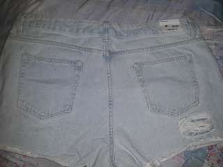 Forever 21 plus size denim short