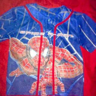 Spider-Man polo for kids