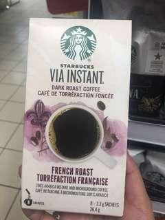 26/4截單❗️🇨🇦Starbucks VIA Instant Coffee
