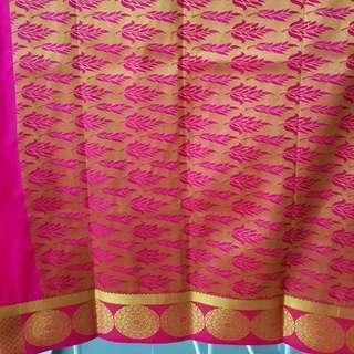 Pure Kancheepuram Silk