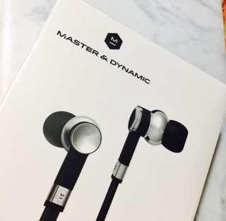 Master&Dynamic ME05 Earphone 耳機