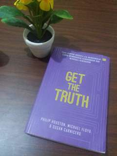 "Buku ""Get The Truth"" #AFBakrie"
