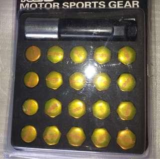 Rays Nut for sport RIM