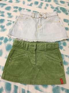 Branded Skirts ( Bundle )
