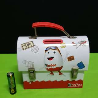 Kinder coins bank