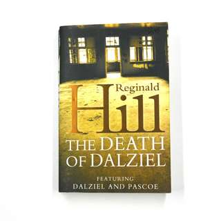 Novel- Reginald Hill - The Death of Dalziel
