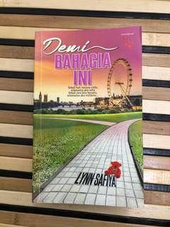 Novel Melayu : Demi Bahagia Ini