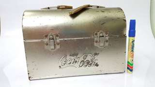 Coca-cola vintage lunch box