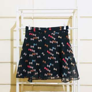Chiffon Ribbon Skirt